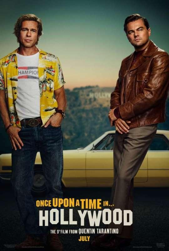 Jest jużpierwszy oficjalny plakat nowego filmu Tarantino! Jest jużpierwszy oficjalny plakat nowego filmu Tarantino! 1