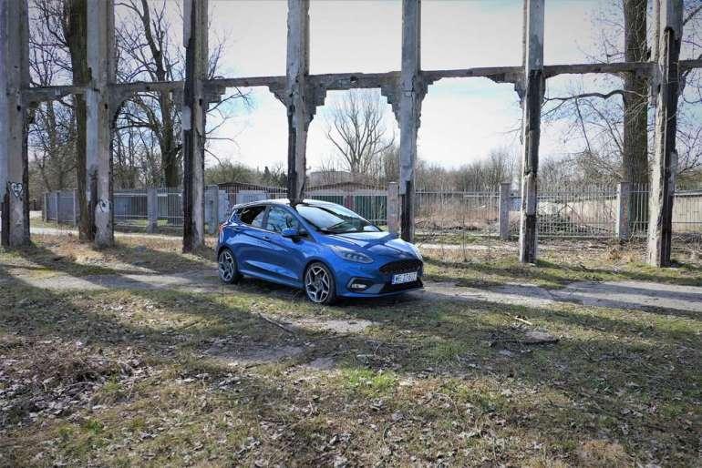 Ford Fiesta ST - kompan młodego kierowcy [test]