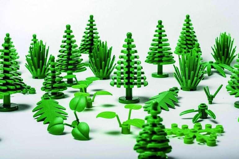 Ekologiczny świat klocków Lego
