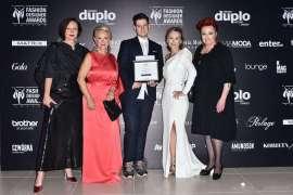 Adrian Krupa – zwycięzcą 10 edycji prestiżowego konkursu Fashion Designer Awards