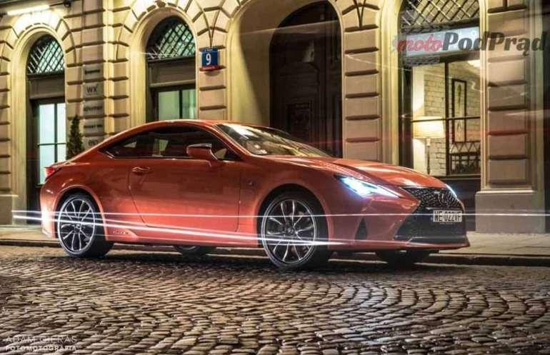 Odnowiony Lexus toowca wwilczej skórze? [test] Odnowiony Lexus toowca wwilczej skórze? [test] 1