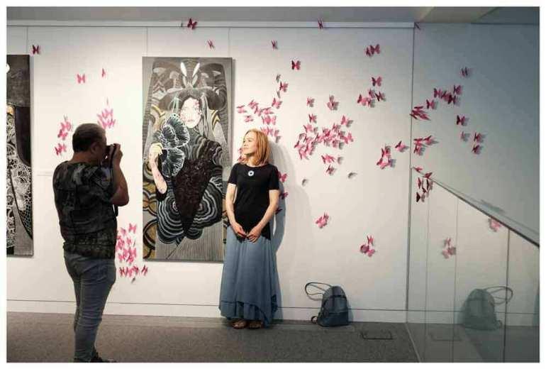 Sztuka niemusi boleć: wystawa Maggie Piu Wystawa Maggie Piu: sztuka niemusi boleć 2