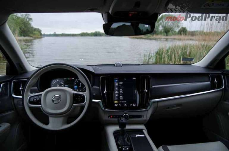 Czy nowe Volvo V90 toporażka ? [test] Volvo V90 CC - komercyjna porażka ? [test] 3
