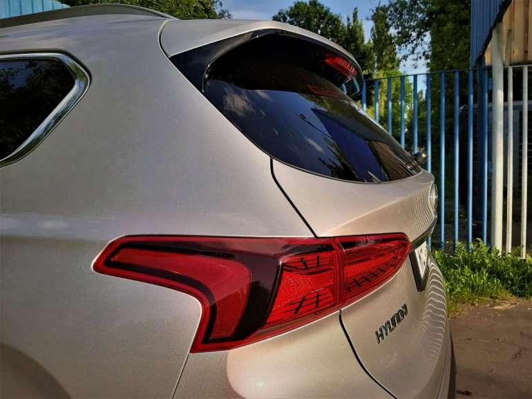 Hyundai Santa Fe Hyundai Santa Fe - czytym razem będzie nowocześnie iwygodnie? [test] 6