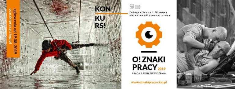 O! ZNAKI PRACY Ruszyła 3. edycja konkursu O! ZNAKI PRACY 1