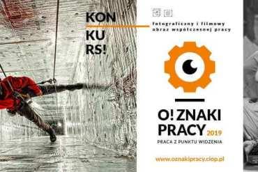 O! ZNAKI PRACY Ruszyła 3. edycja konkursu O! ZNAKI PRACY 3
