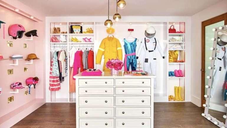 Zamieszkaj wprawdziwym domku Barbie! Zamieszkaj wprawdziwym domku Barbie! 1