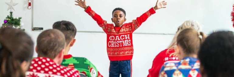 Świątecznego Swetra Dzień Świątecznego Swetra - toniejest zwykłe święto! 1