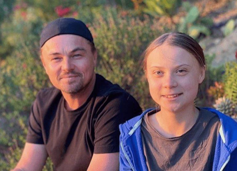 Leonardo DiCaprio oskarżony o płacenie za podpalanie Amazonii!
