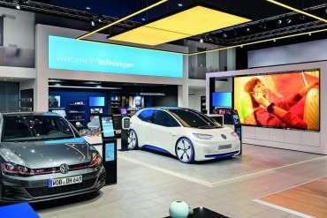 Volkswagen zmienił nie tylko logo