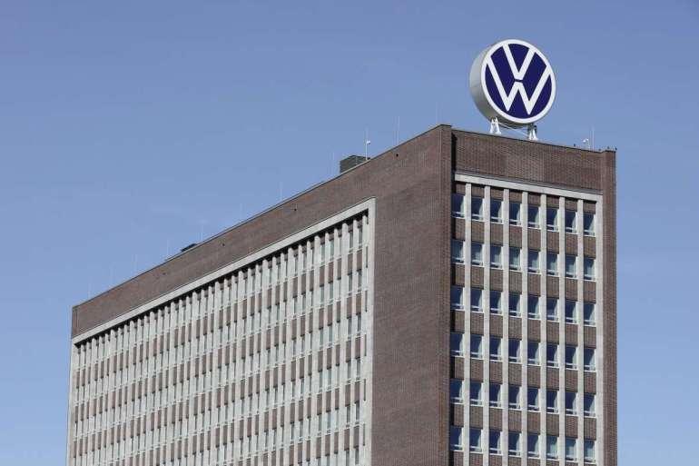 Volkswagen Volkswagen zmienił nietylkologo 1