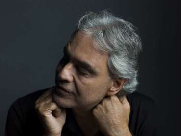 "ANDREA BOCELLI""MUSIC FOR HOPE""STREAMING NA CAŁY ŚWIAT"