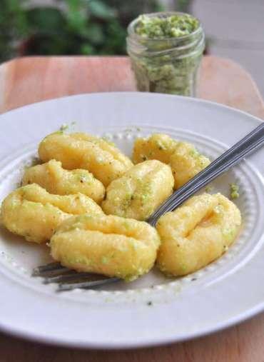 Włochy kluską stoją, przepis na smaczne gnocchi