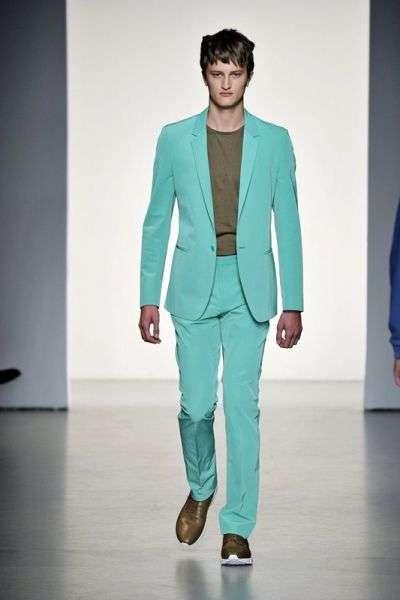Elegancki mężczyzna Elegancki mężczyzna = wyluzowany mężczyzna? 2
