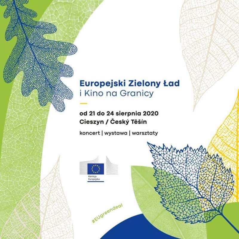 Europejski Zielony Ład Ekologia naKinie naGranicy