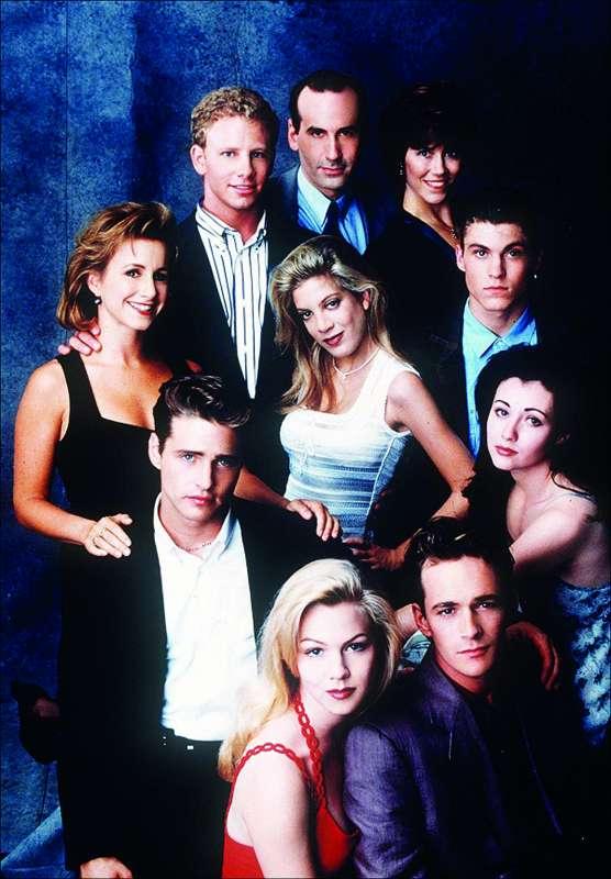 Najlepsze seriale Najlepsze seriale telewizyjne lat 90 2