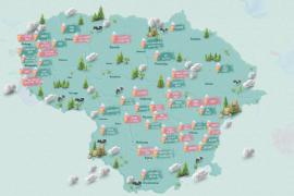 12 najdziwniejszych smaków lodów litewskich