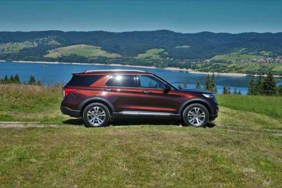 Ford Explorer - czy przyjmie się nad Wisłą?
