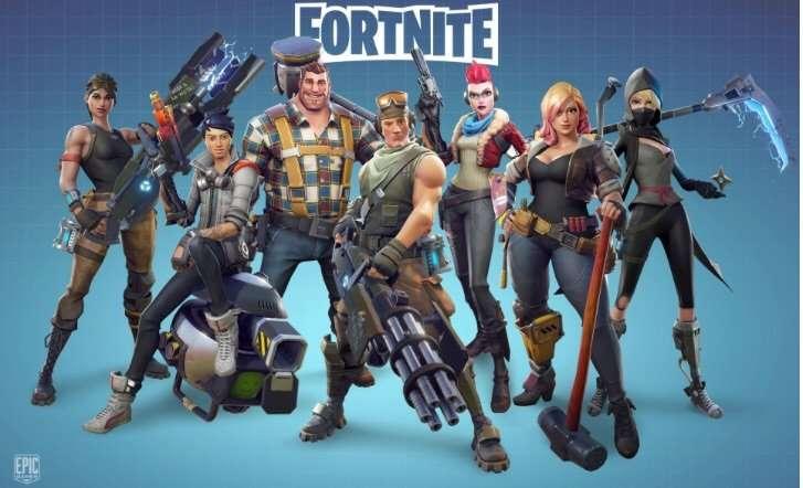 Fortnite wprowadza czat wideo w grze