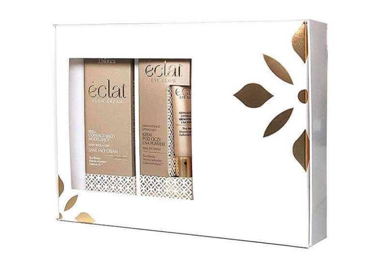 Świąteczne zestawy kosmetyków - Eclat