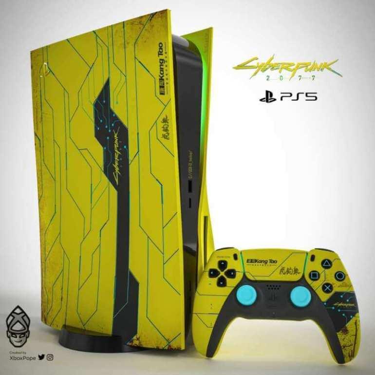 PS5 PS5: firmy zewnętrzne już sprzedają niestandardowe przednie panele 1