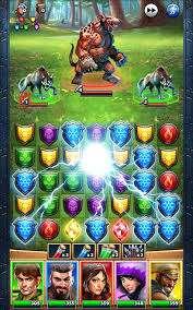 Empires Empires & Puzzles: Epic Match 3 - jedna znajpopularniejszych gier mobilnych 2