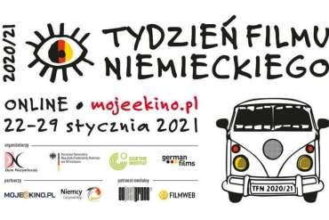 Tydzień Filmu Niemieckiego odbędzie się online!