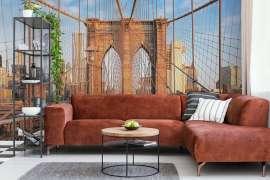 Fototapeta z mostem – wykorzystanie architektury do dekoracji wnętrza
