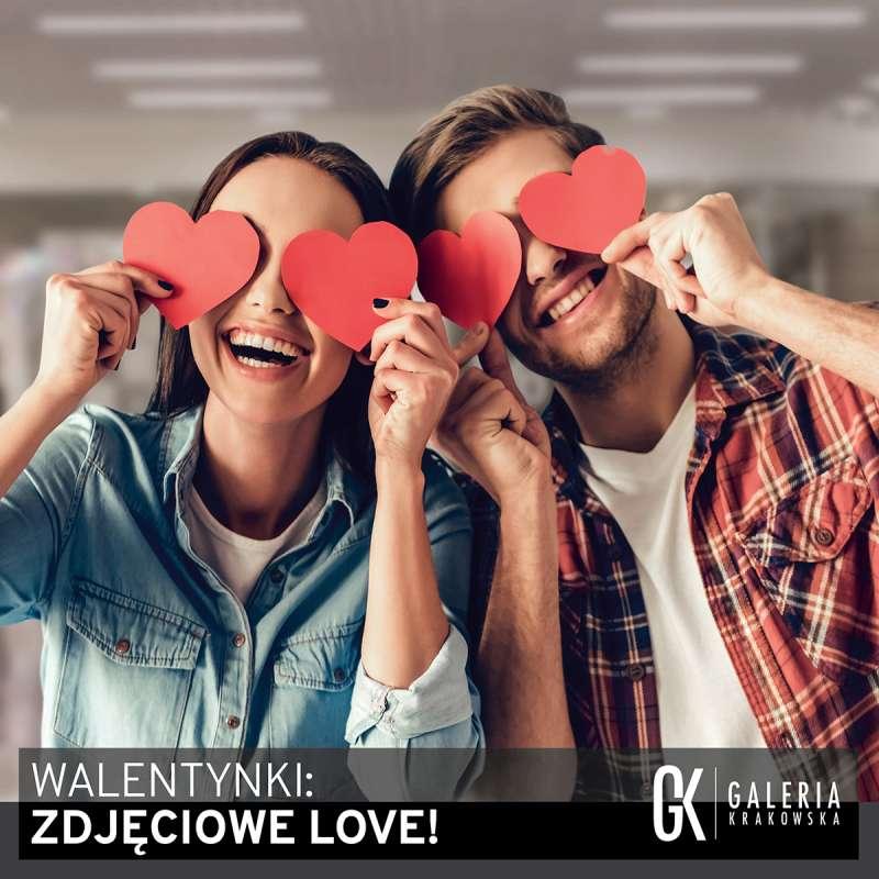 Zdjęciowe Love w Galerii Krakowskiej