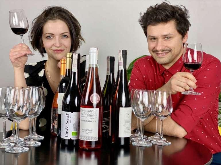 Wirtualne degustacje polskiego wina