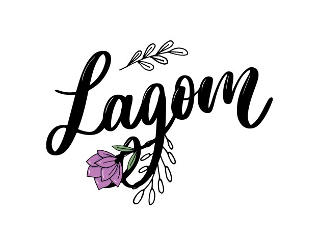 Lagom Lagom: jak osiągnąć równowagę wżyciu 1