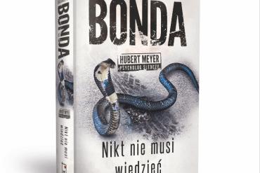Na tę książkę czekają wszyscy fani Katarzyny Bondy!