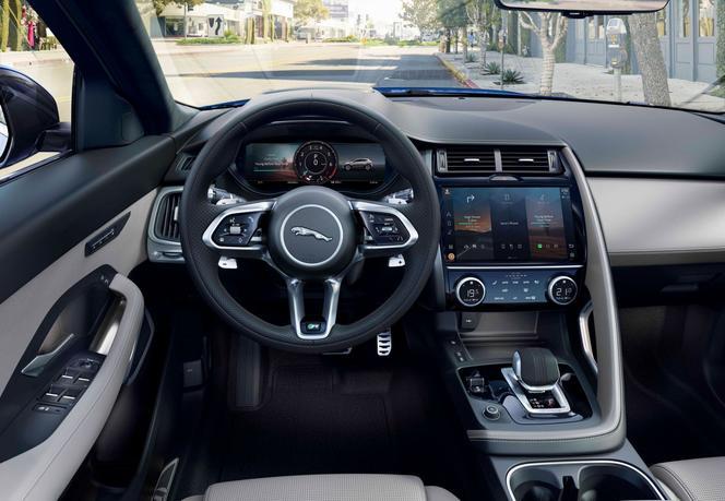 Jaguarem I-Pace Dzień dobrej energii znowym Jaguarem I-Pace 2