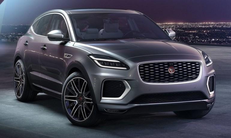 Dzień dobrej energii znowym Jaguarem E-Pace