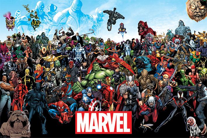 Ile zarobiły filmy Marvela i jak je oglądać?