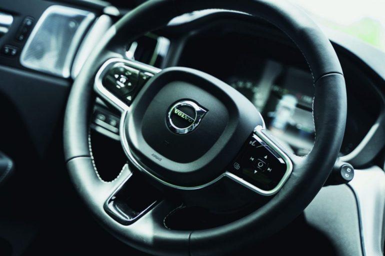 Volvo XC60 T8 Re-charge Volvo XC60 T8 Re-charge: wygląd, wygoda, ekologia 7