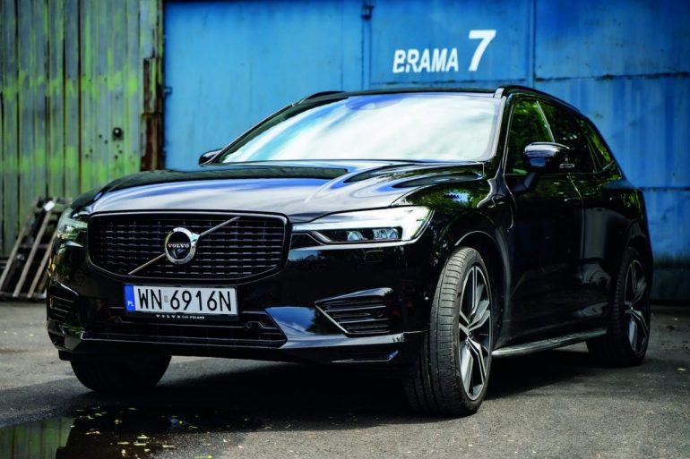 Volvo XC60 T8 Re-charge: wygląd, wygoda, ekologia