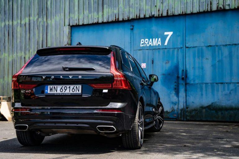 Volvo XC60 T8 Re-charge Volvo XC60 T8 Re-charge: wygląd, wygoda, ekologia 1