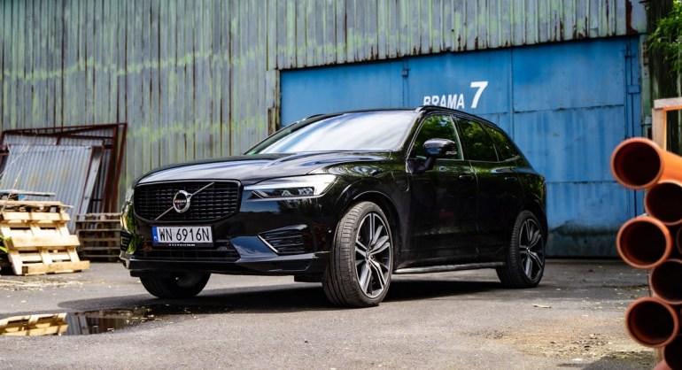 Volvo XC60 T8 Re-charge Volvo XC60 T8 Re-charge: wygląd, wygoda, ekologia 3