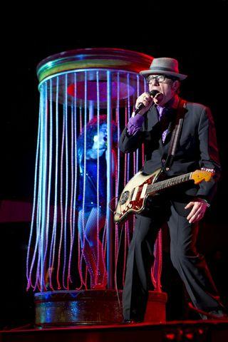 Elvis Costello par Pat Beaudry