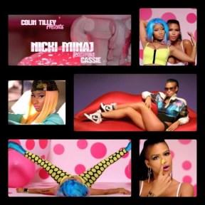 Nicki Minaj, Cassie - The Boys image1
