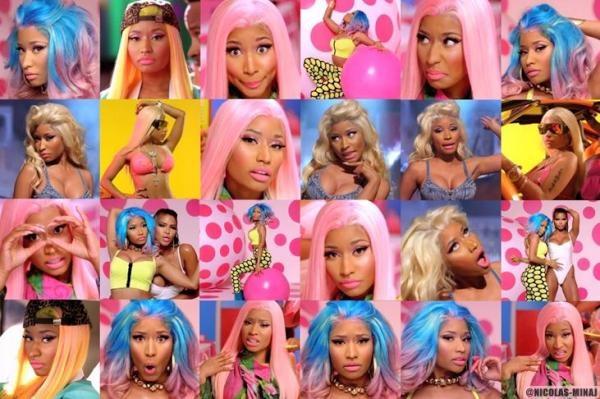 Nicki Minaj, Cassie - The Boys image2