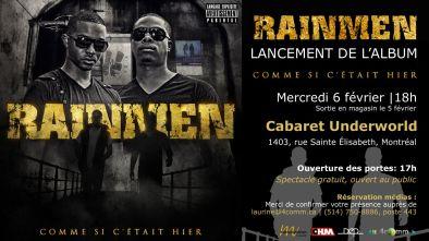 lancement- rainmen
