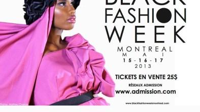 Black Fashion Week Concours