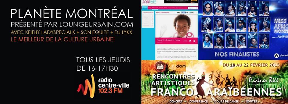 LU Radio Promo - 5 fév 2014