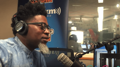 David Banner radio interview