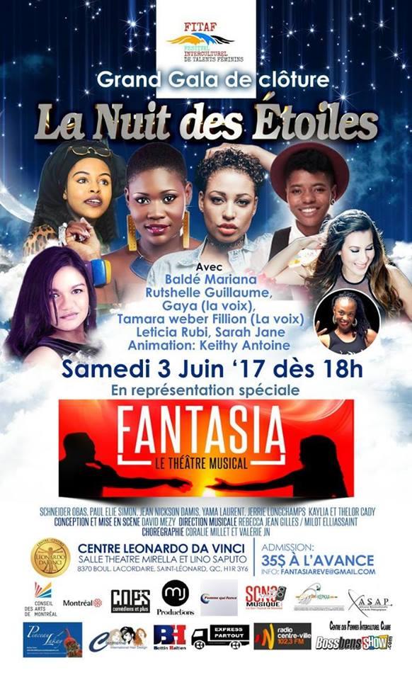 La nuit des Étoiles et Fantasia