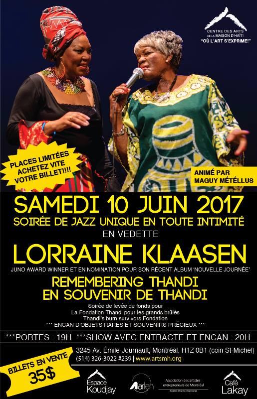 Lorraine Klaasen 2017
