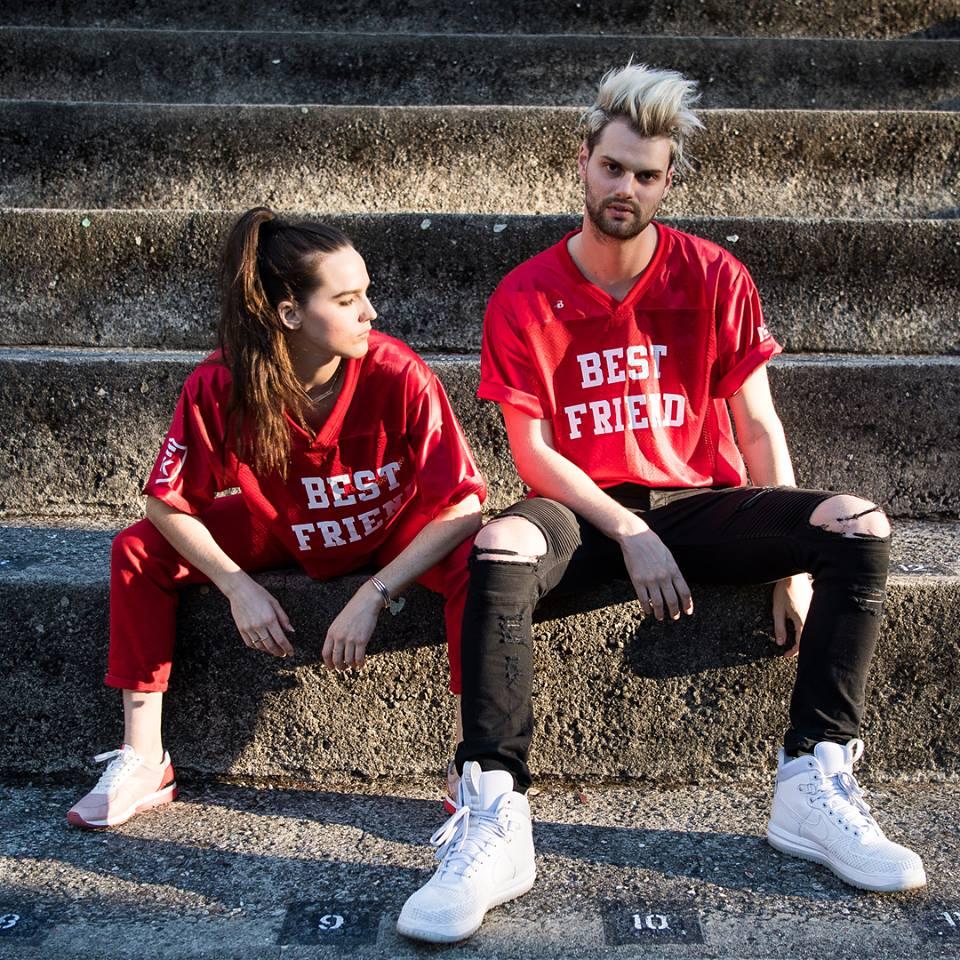 Le duo Sofi Tukker