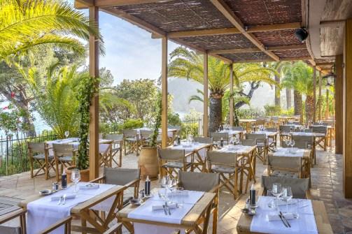 Restaurant Loup de Mer Rayol Canadel